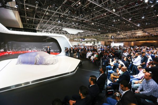 Dubai Motor show Car reveals